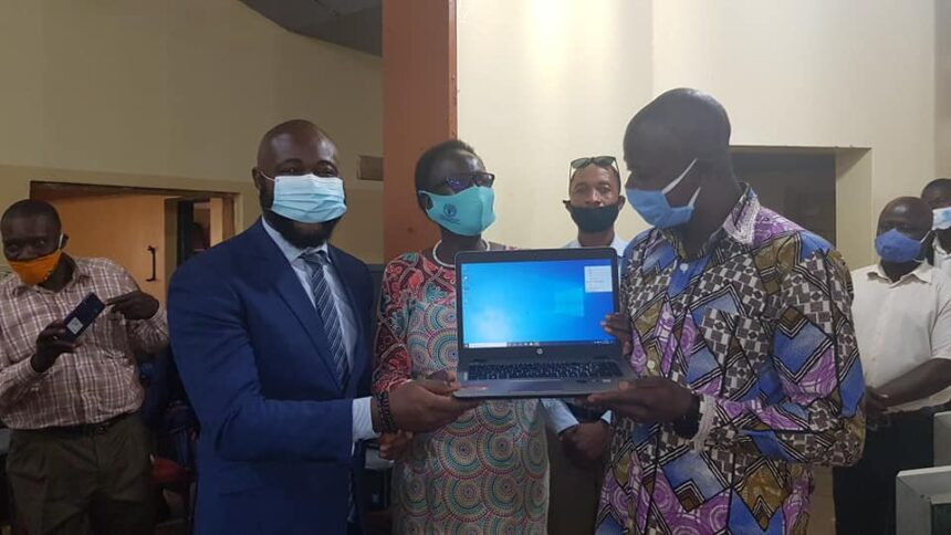 FAO DONATES COMPUTERS TO MMCET