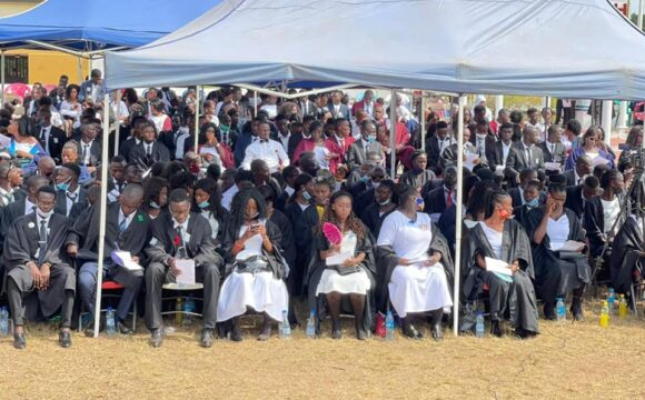 2,379 Matriculate At MMCET