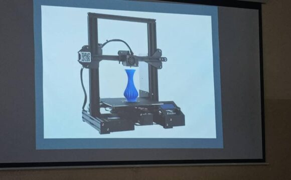 3D Technology Introduced at MMCET